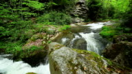 Waterfall - Nature background