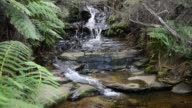Waterfalls from Blue Mountains national park Sydney
