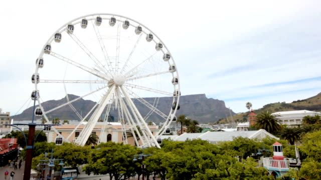 ES V&A Waterfront Wheel, Cape Town, South Africa