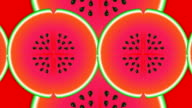 Watermelon Pattern Abstract