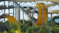 waterpark slides
