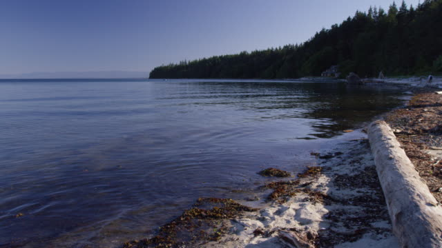 Waterscape of Cortes Island