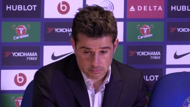 Watford manager Marco Silva reflects on his side's 42 Premier League defeat to Chelsea Pedro opened the scoring for the champions at Stamford Bridge...