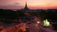 watsothornwararam in Thailand.