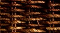 Wattle (pleat) background