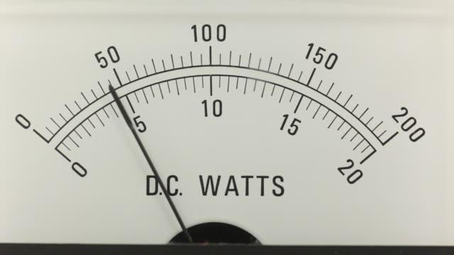 DC Watts analogue power supply