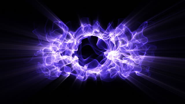 Waveforms ripple and shine (Loop).