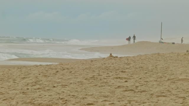 Waves at Lit-et-Mixe Beach