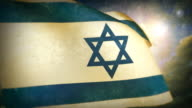 Winken Flagge – Israel