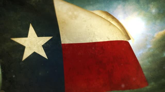 Waving Flag - Texas