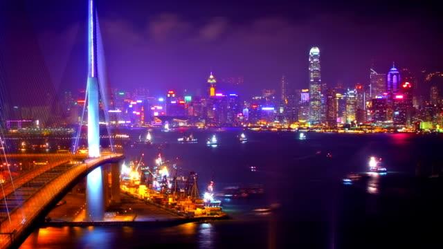 Way to Hong Kong.