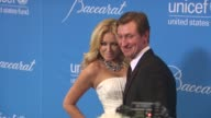 Wayne Gretzky at the UNICEF Ball Honoring Jerry Weintraub at Beverly Hills CA