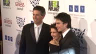 Wayne Pacelle Beverly Kaskey Ian Somerhalder at The 26th Annual Genesis Awards Presented By The Humane Society Of The United States on 3/24/12 in Los...