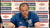 Wayne Rooney press conference Wayne Rooney press conference continued SOT It is a long old season that is for sure I would welcome a break around...