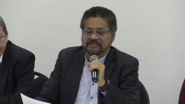We have joined legal political life because we want to be the government or to be part of it FARC leader Ivan Marquez says Friday in Bogota as the...