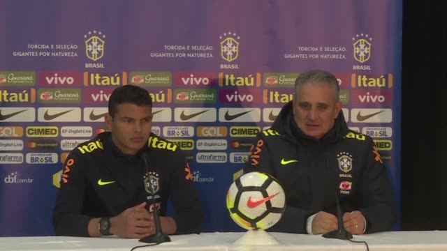 We only compete as rivals with someone we admire says the coach of the Brazilian national team Tite on Thursday ahead of a friendly against Argentina...