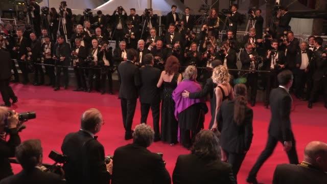 We spotted Alessandro Borghi Hanna Schygulla Stefano Accorsi Screenwriter Margaret Mazzantini director Sergio Castellitto Jasmine Trinca Nicole...