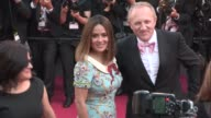 We spotted Gael Garcia Bernal Salma Hayek and FrancoisHenri Pinault Diego Luna Alejandro Gonzalez Inarritu Guillermo del Toro Alfonso Cuaron and more...