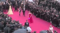 We spotted Ines de la Fressange Marilou Berry Fan Bingbing Aimee Mullins Sonam Kapoor Freida Pinto on the red carpet of The 2013 Cannes Film Festival...