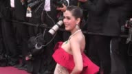 We spotted Pregnant Araya Hargate Sonam Kapoor Heike Makatsch and more on the red carpet for the Premiere of The Meyerowitz Stories at the Cannes...
