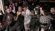 We spotted the American socialite Paris Hilton and boyfriend River Viperii leaving a beach party in Cannes Paris get assault by a fan but was...