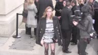 We spotted the guest attending the Chanel Haute Couture Fashion Show in Paris among them Laura Smet Diane Kruger Alice Dellal Charlotte Le Bon...