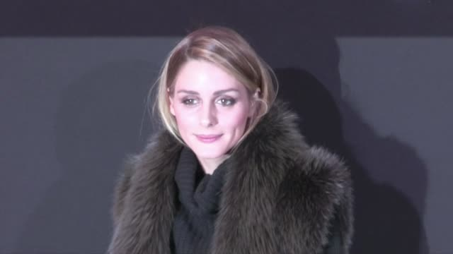 We spotted the guest attending the Elie Saab Haute Couture Fashion Show in Paris among them The always beautiful Olivia Palermo Clotilde Courau...