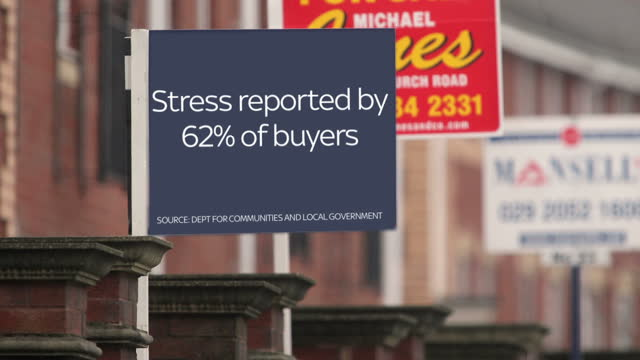 We start with plans to make buying and selling a home cheaper faster and less stressful It could see the practice of gazumping BANNED that's when a...