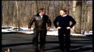 Pressure on government to publish LIB USA Maryland Camp David George W Bush and Tony Blair along to building PAN