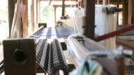 Weaving at Silkrope