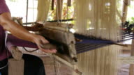 Weaving with the loom