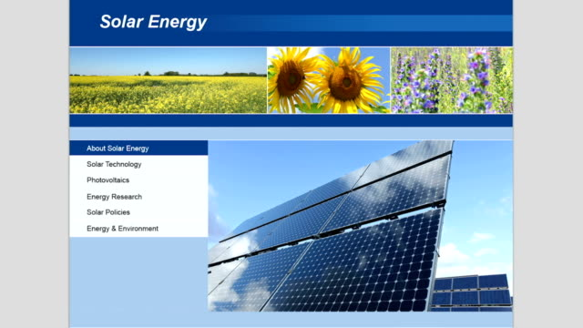 Where can I find a periodical on solar energy on the internet?