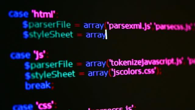HD : Website Programming Language