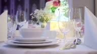 Wedding Banquet-table