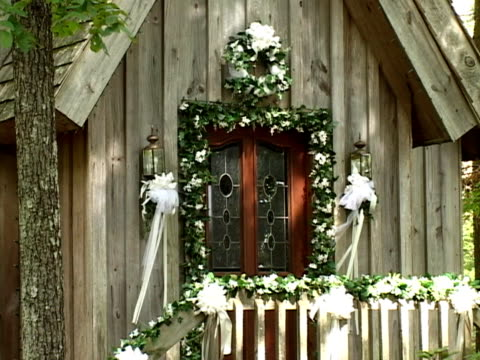 Wedding Chapel in the Forest