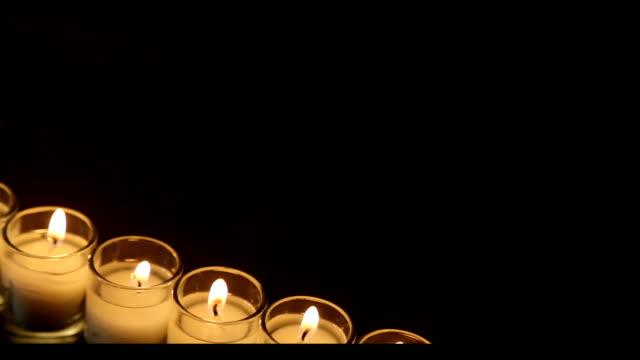 Wedding Rings & Candles
