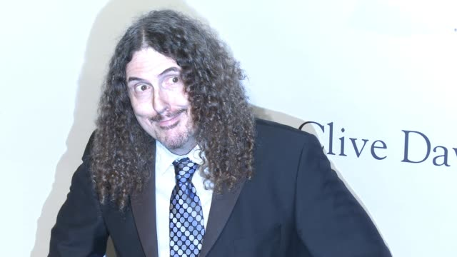 """Weird Al' Yankovic at the 2017 PreGrammy Gala Honoring Debra L Lee With Grammy Salute To Industry Icons Award at The Beverly Hilton Hotel on..."