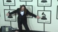 'Weird Al' Yankovic at The 57th Annual Grammy Awards Red Carpet at Staples Center on February 08 2015 in Los Angeles California