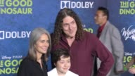 Weird Al Yankovic at The Good Dinosaur Premiere at El Capitan Theatre in Hollywood in Celebrity Sightings in Los Angeles