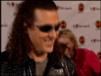 Weird Al Yankovic at the My VH1 Music Awards entrances at the Shrine Auditorium in Los Angeles California on November 30 2000