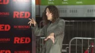 Weird Al Yankovic at the 'Red' Premiere at Hollywood CA