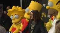 Weird Al' Yankovic at The Simpsons 500th Episode Celebration On The Yellow Carpet in Hollywood CA on 2/13/12
