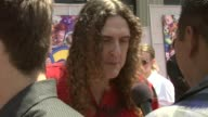 'Weird Al' Yankovic at the 'Toy Story 3' Premiere at Hollywood CA