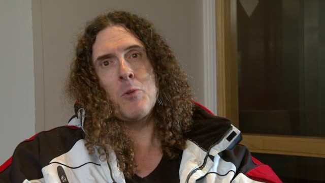 Weird Al Yankovic on his albums being eclectic at the Weird Al Yankovic Interview at London England