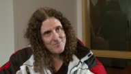 Weird Al Yankovic on how he hopes there are more artists like Lady Gaga coming out at the Weird Al Yankovic Interview at London England