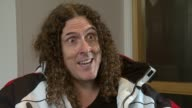 Weird Al Yankovic on how he never anticipated having this career at the Weird Al Yankovic Interview at London England