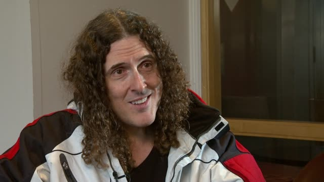 Weird Al Yankovic on shot by shot recreations of music videos at the Weird Al Yankovic Interview at London England