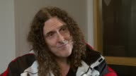 Weird Al Yankovic on what he thinks of people emulating him on YouTube at the Weird Al Yankovic Interview at London England