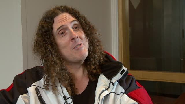 Weird Al Yankovic on whether he'd do a Justin Bieber parody at the Weird Al Yankovic Interview at London England