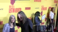 Weird Al Yankovic Suzanne Krajewski at the Premiere Of Pantelion Films' 'How To Be A Latin Lover' on April 26 2017 in Hollywood California